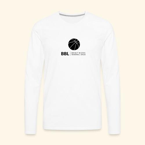 Brothers Basketball design - Men's Premium Long Sleeve T-Shirt