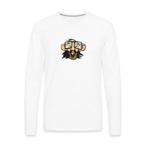 Geek - Men's Premium Long Sleeve T-Shirt