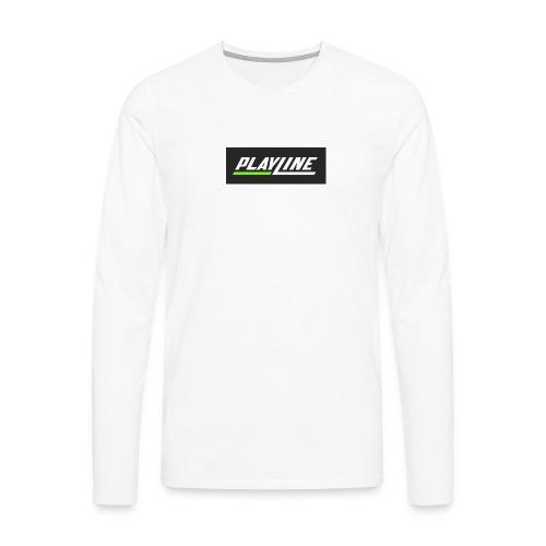 PlayLine - Men's Premium Long Sleeve T-Shirt