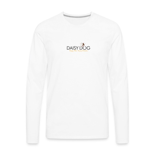 Daisy Dog Supplies - Men's Premium Long Sleeve T-Shirt