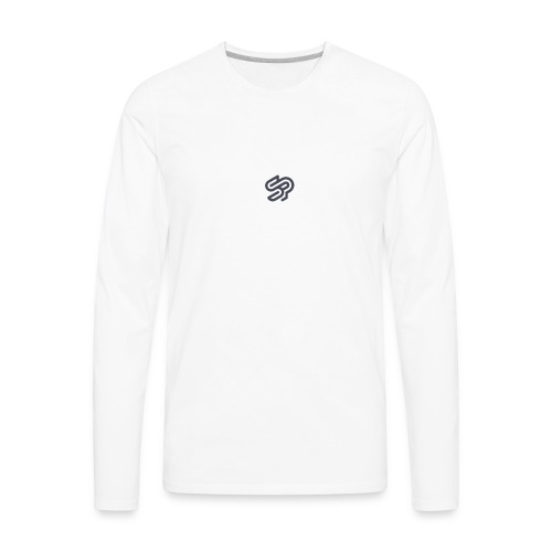 SP Logo For Merch - Men's Premium Long Sleeve T-Shirt