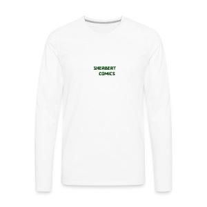 SherbertComics - Men's Premium Long Sleeve T-Shirt
