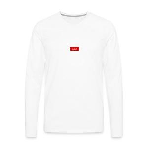 spread shirt sucks - Men's Premium Long Sleeve T-Shirt
