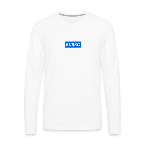 Bubbo Supreme - Men's Premium Long Sleeve T-Shirt