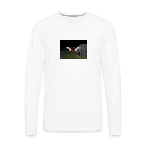 An Angel's Amulet Season 2 - Men's Premium Long Sleeve T-Shirt