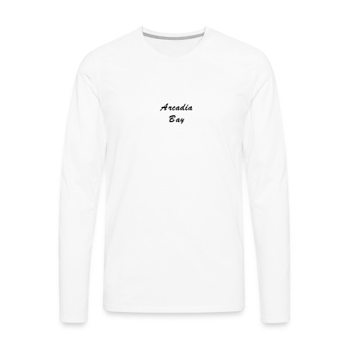 Arcadia Bay Logo - Men's Premium Long Sleeve T-Shirt