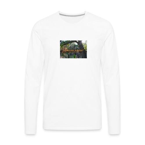 Rotten Apples design - Men's Premium Long Sleeve T-Shirt