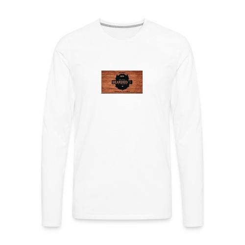 youtubebannerbeadedme - Men's Premium Long Sleeve T-Shirt
