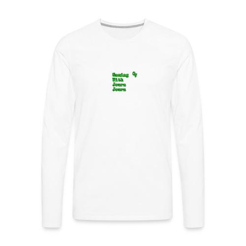 Cv - Men's Premium Long Sleeve T-Shirt