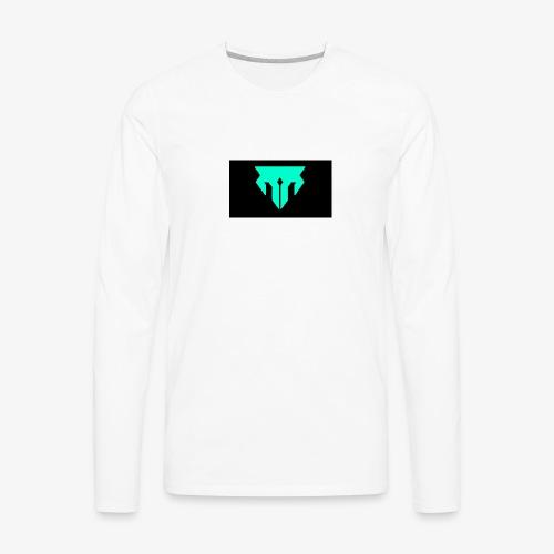 RUB WHITES - Men's Premium Long Sleeve T-Shirt