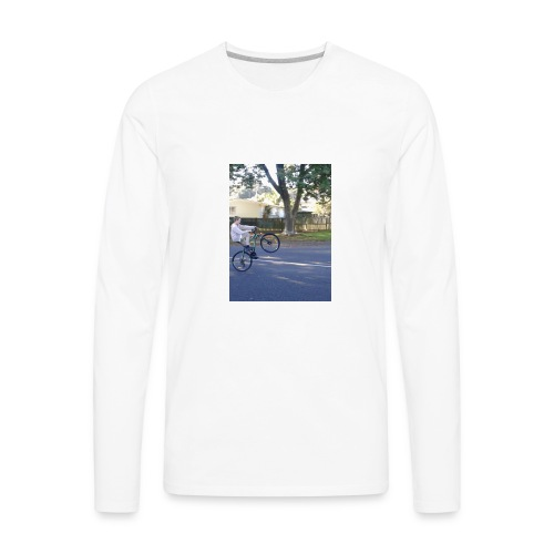 rcbikelife brand - Men's Premium Long Sleeve T-Shirt