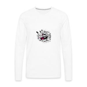 No_Limits - Men's Premium Long Sleeve T-Shirt