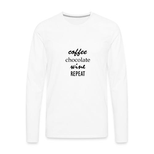 CCWR_quote - Men's Premium Long Sleeve T-Shirt