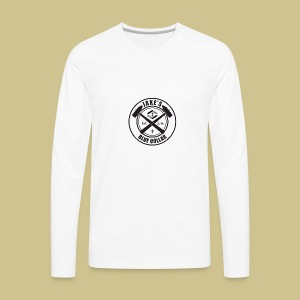 JakesBlueCollar - Men's Premium Long Sleeve T-Shirt