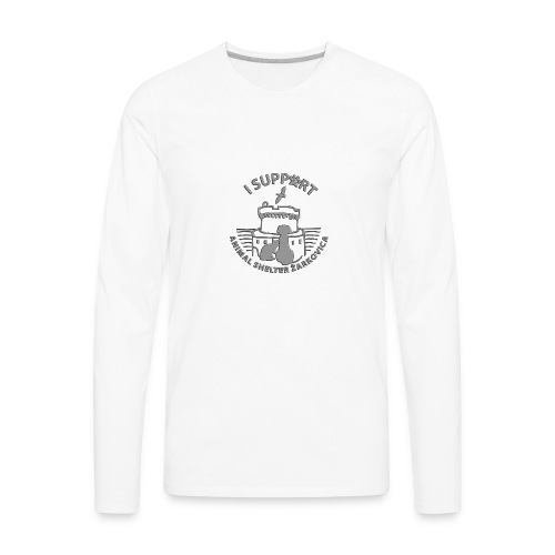 ShelterZarkovica - Men's Premium Long Sleeve T-Shirt