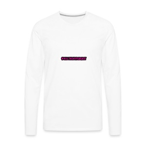 #killthehypebeast - Men's Premium Long Sleeve T-Shirt