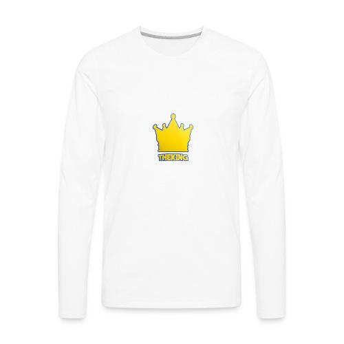 My shirt - Men's Premium Long Sleeve T-Shirt