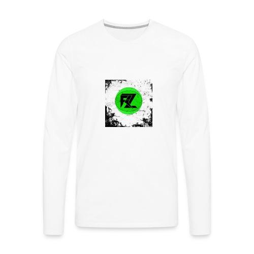 EXPERIENCE THE BASS - Men's Premium Long Sleeve T-Shirt