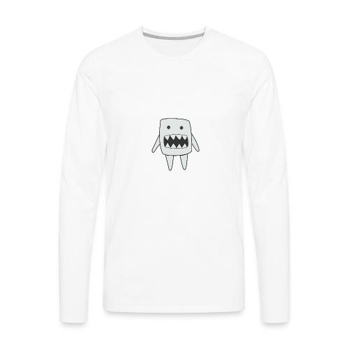 doodle_yeah - Men's Premium Long Sleeve T-Shirt