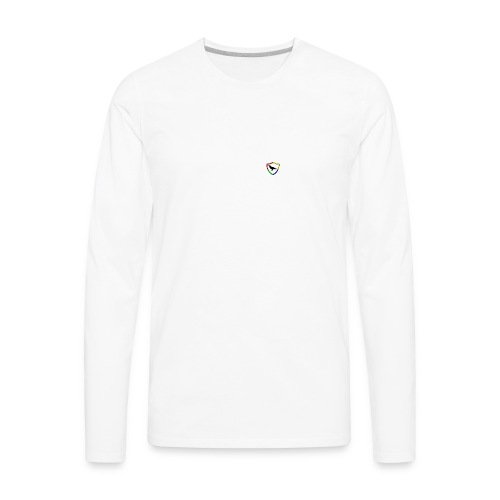 ravenlogo2 - Men's Premium Long Sleeve T-Shirt