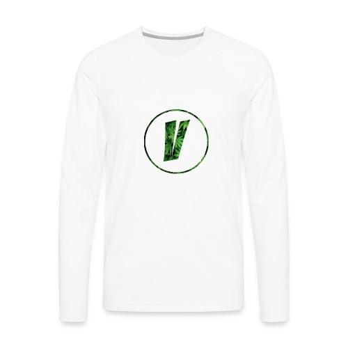 VENOAK LOGO - Men's Premium Long Sleeve T-Shirt