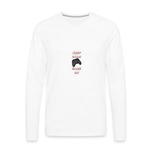 KEEP_CALM - Men's Premium Long Sleeve T-Shirt