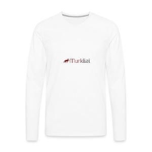 Murkliai - Men's Premium Long Sleeve T-Shirt