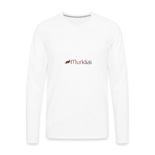 Murkliai - Men's Premium Long Sleeve T-Shirt