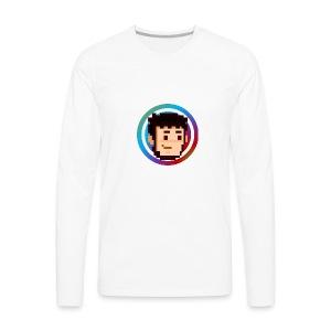 Nelsonjav Nightlife - Men's Premium Long Sleeve T-Shirt