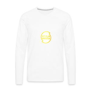 Limited Edition Styln Media! - Men's Premium Long Sleeve T-Shirt