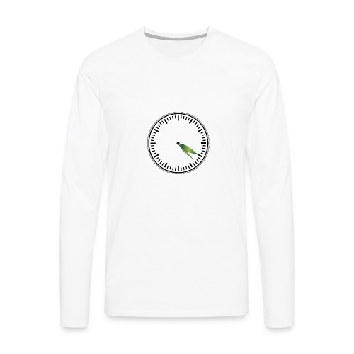 420 Time - Men's Premium Long Sleeve T-Shirt