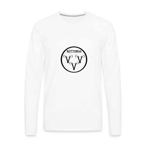 Rott Icon - Men's Premium Long Sleeve T-Shirt