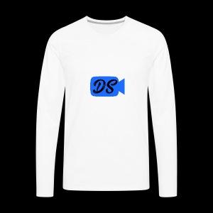 Devin Street - Men's Premium Long Sleeve T-Shirt