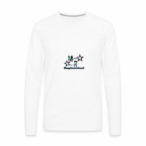 Omgitsmichxel Official Merch - Men's Premium Long Sleeve T-Shirt