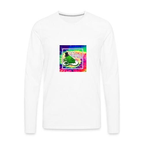 frog bottom pickens - Men's Premium Long Sleeve T-Shirt