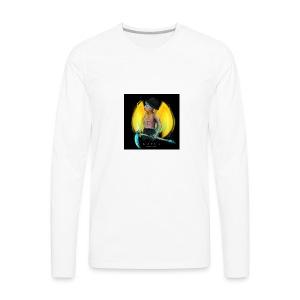 BlueJW GT T-Shirt - Men's Premium Long Sleeve T-Shirt