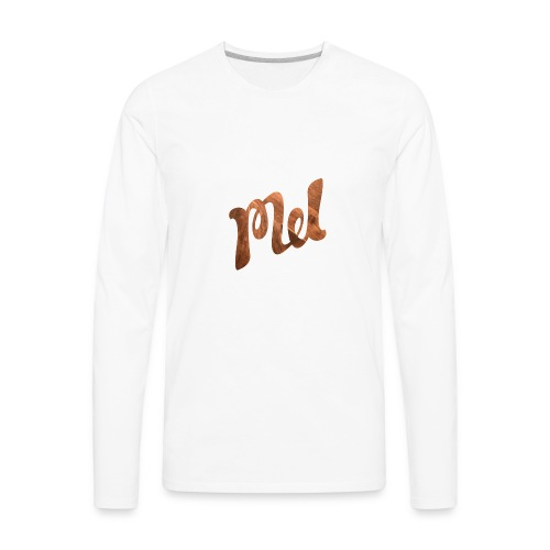 mel - Men's Premium Long Sleeve T-Shirt