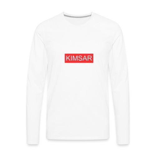image - Men's Premium Long Sleeve T-Shirt