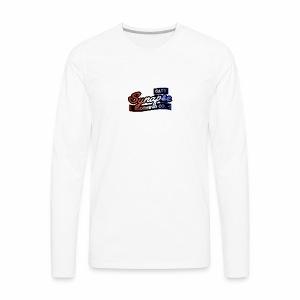 Synapse Clothing America - Men's Premium Long Sleeve T-Shirt