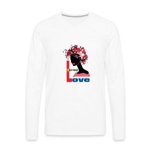 Spring Season Tshirt - Men's Premium Long Sleeve T-Shirt