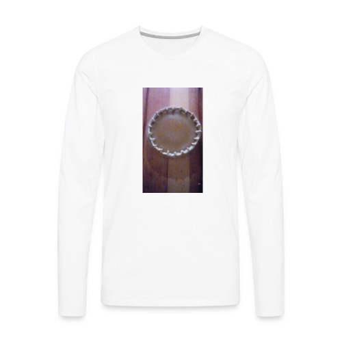 Pumpkin Pie - Men's Premium Long Sleeve T-Shirt