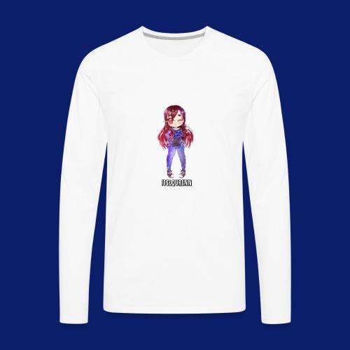 ItsLqurenns Merchandise - Men's Premium Long Sleeve T-Shirt