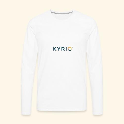 Kyrio cmyk main - Men's Premium Long Sleeve T-Shirt