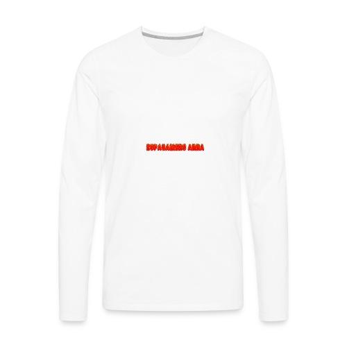 cooltext158870049233790 - Men's Premium Long Sleeve T-Shirt