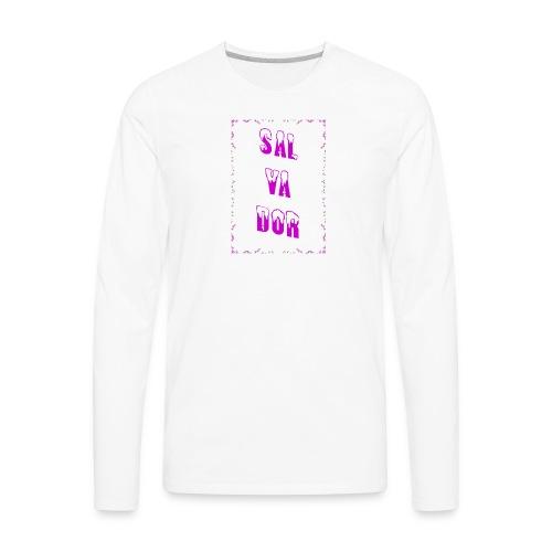 saLVADOR - Men's Premium Long Sleeve T-Shirt