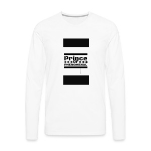 Diamond P.O.P - Men's Premium Long Sleeve T-Shirt