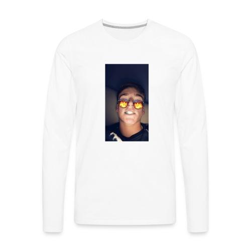 Hot Bub - Men's Premium Long Sleeve T-Shirt