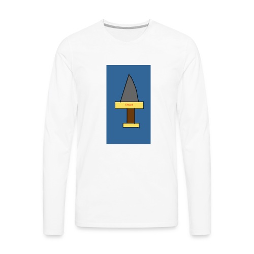 sketch 1508074284339 - Men's Premium Long Sleeve T-Shirt