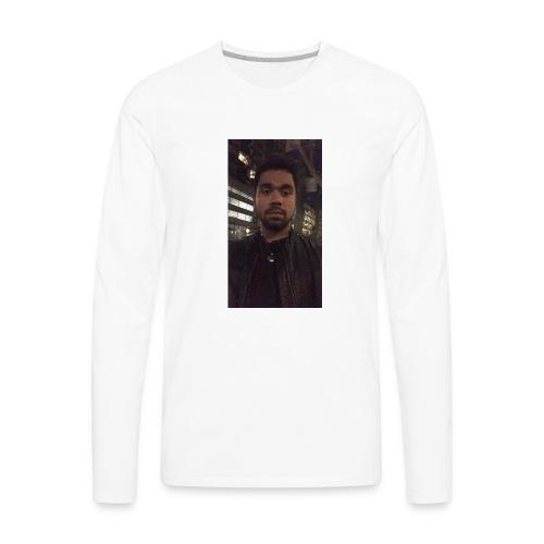 brian - Men's Premium Long Sleeve T-Shirt