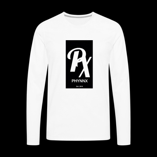 Phynnx - Men's Premium Long Sleeve T-Shirt